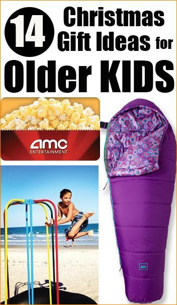 14 Gift Ideas for Older Kids | Hard times, Christmas gifts and Toy