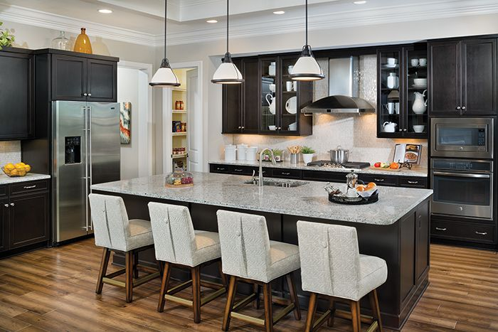 17 Best images about Kitchens – Model Home Kitchens