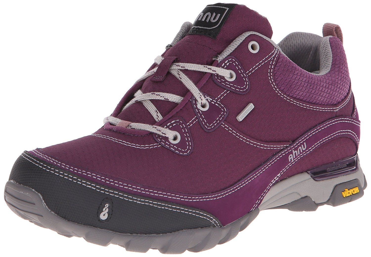 Image result for ahnu purple walking shoes