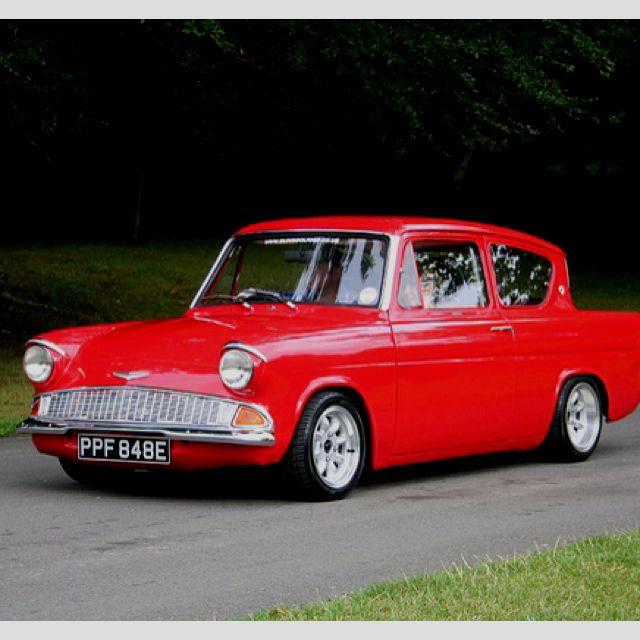 Retro Ford Ford Anglia Classic Cars Vintage Retro Cars
