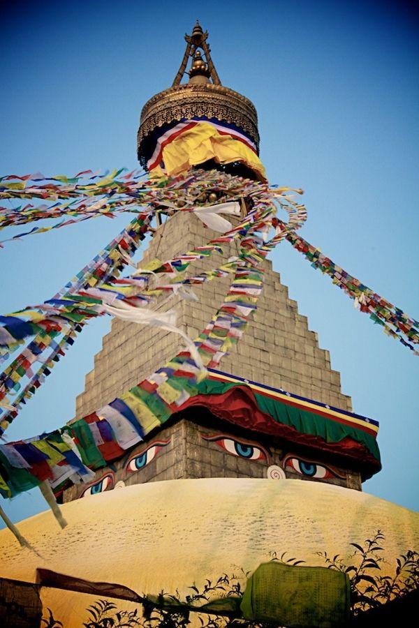 Bouddha Kathmandu (© Kailash Gyawali)