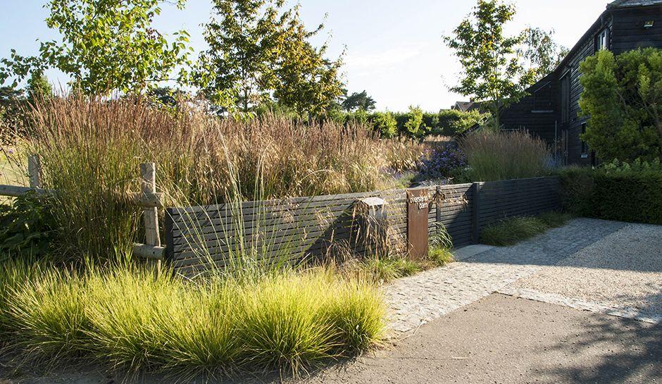 Meadow Greencube Garden Design In Platt Kent Design Garden Greencube Kent Meadow Pla Design In 2020 Landscape Design Urban Garden Modern Garden Design