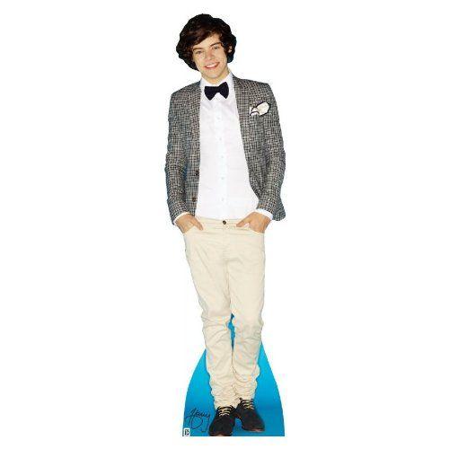 Harry 2 - One Direction - Lifesize Cardboard Cutout - List price: $64.99 Price: $34.95 Saving: $30.04 (46%) + Free Shipping