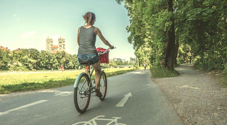 Radtour: Kreuz Und Quer Durchs Sommerliche München