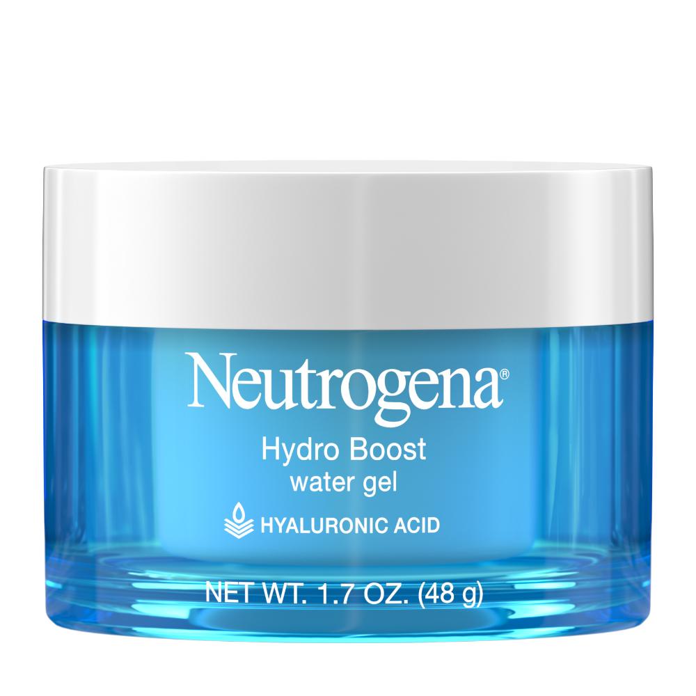 Beauty Gel face moisturizer, Neutrogena hydro boost