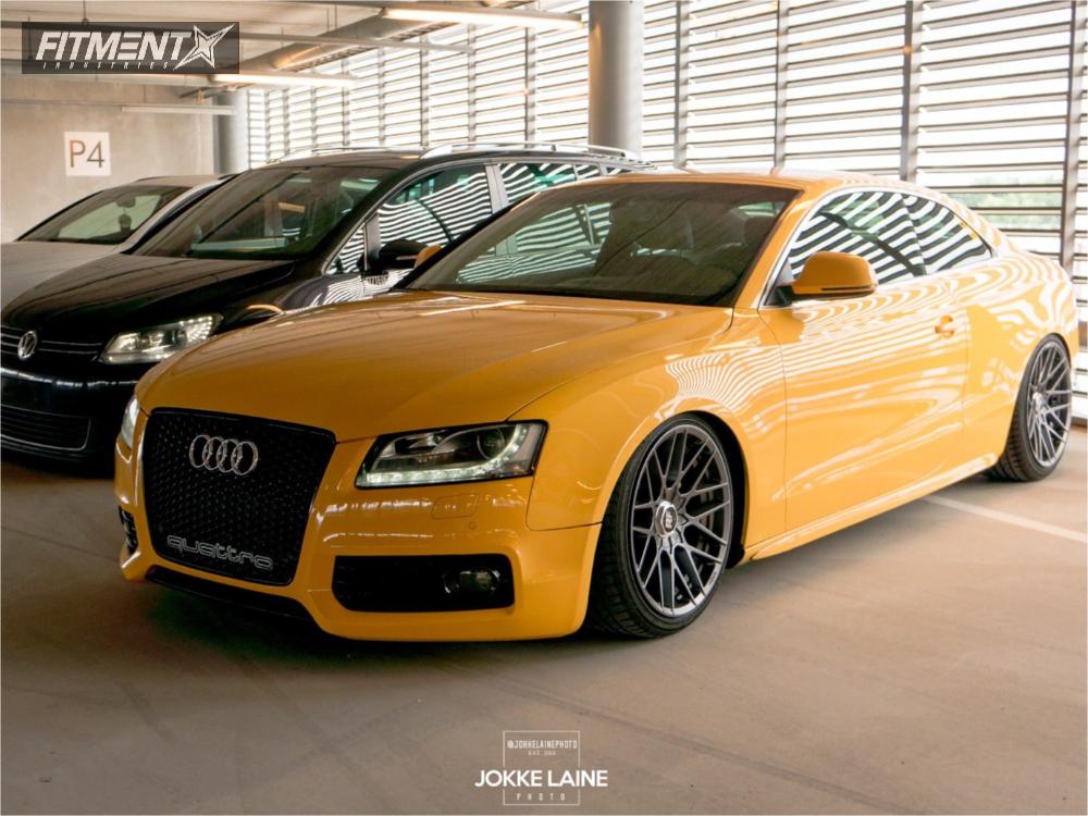 1 2008 A5 Audi Vogtland Coilovers Rotiform Rse Custom Www Fitmentindustries Com Rotiform Audi Coilovers