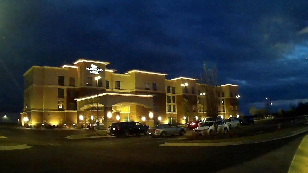 Hotel Review #019 - Homewood Suites by Hilton Nashville Brentwood ...