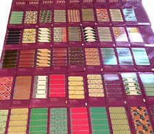 Jamberry Nail Wraps / FULL SHEETS / OVER 40 DESIGNS!!!!