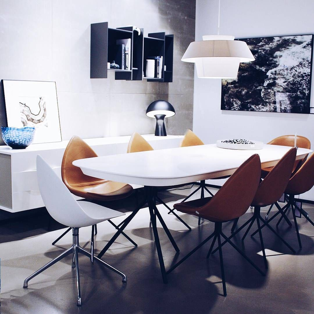 A Very Beautiful Shot Of Our Ottawa Table And Chairs By Sebastian Thanks So Much For Sharing B Interior Furniture Comfortable Dining Chairs Interior