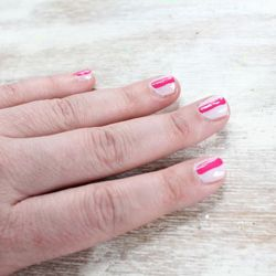 3 adorable and super easy nail art ideas for spring.
