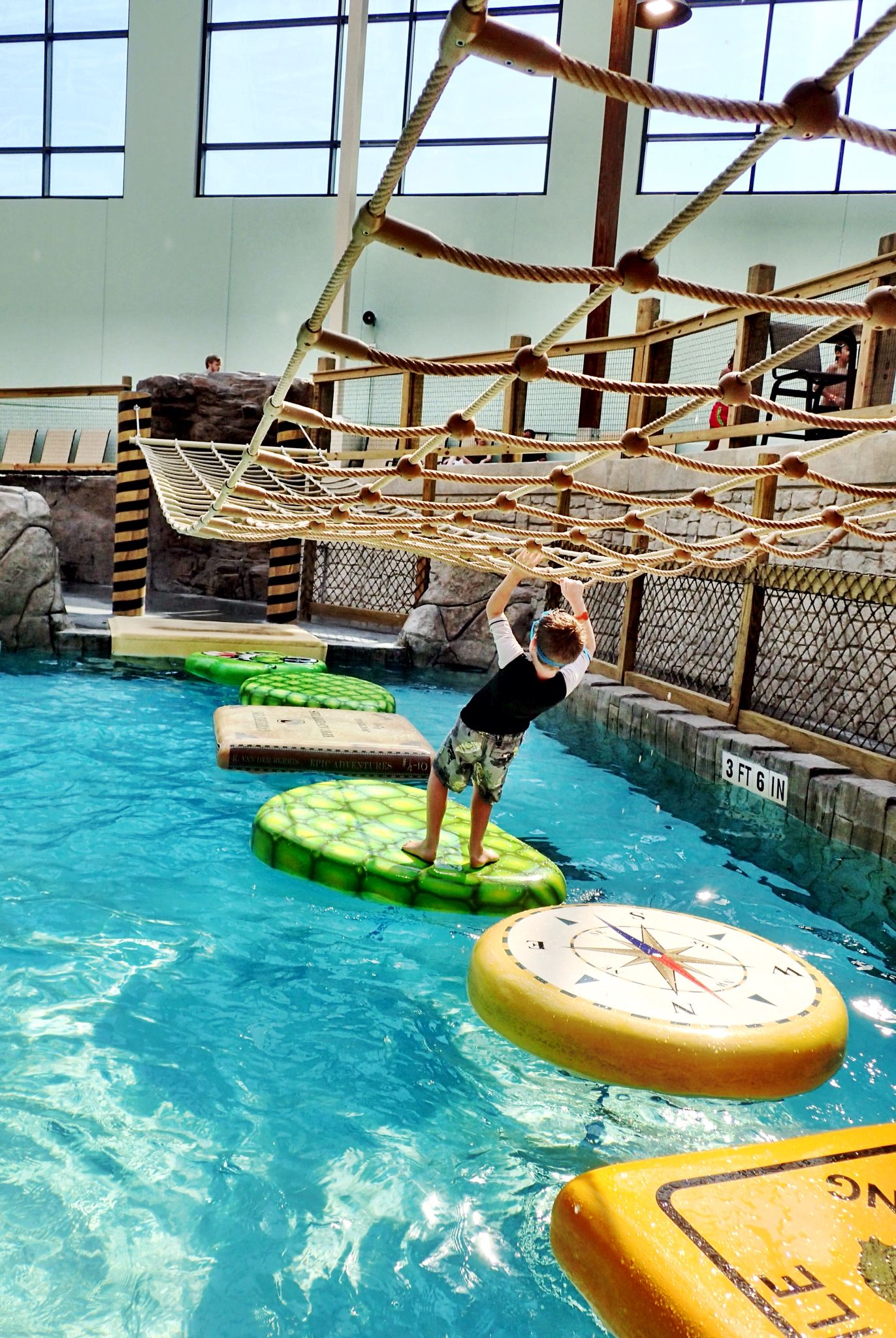 Indoor Water Park Resorts Are Sure To Bring The Fun Weeble And Wobble But Don T Fall In At Croc Water Parks In Pa Indoor Water Park Resorts Indoor Waterpark