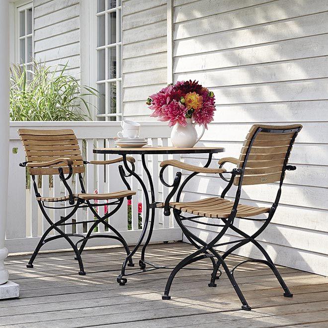 8 modelos de muebles de jardín -   Mueble de hierro forjado ...