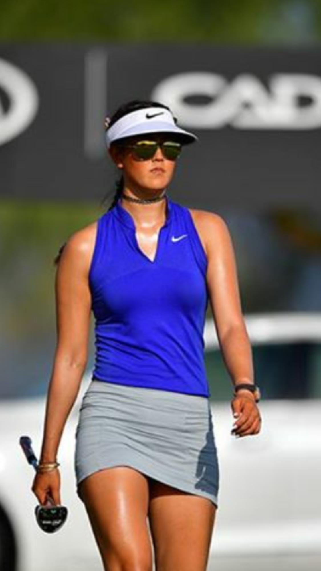Sexy golf wear