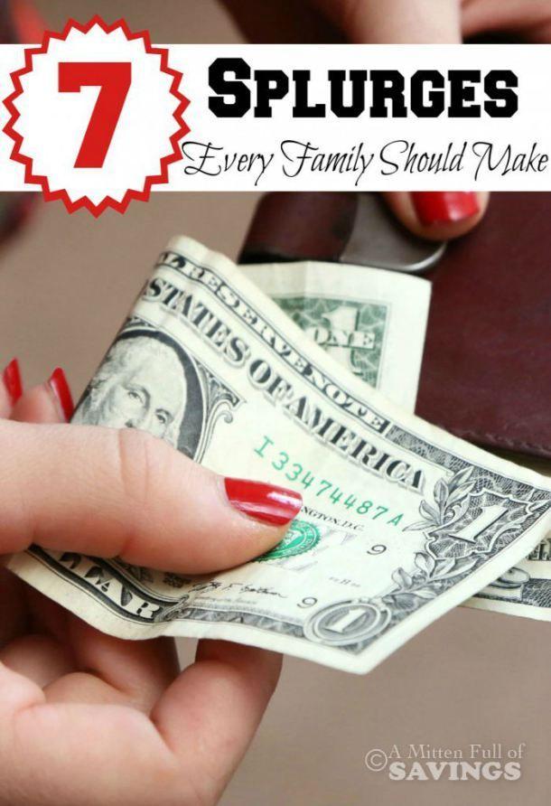 how to make a list spent money everday