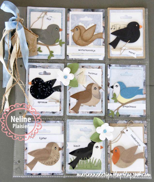 Afbeeldingsresultaat voor Col1392 Eline's birds