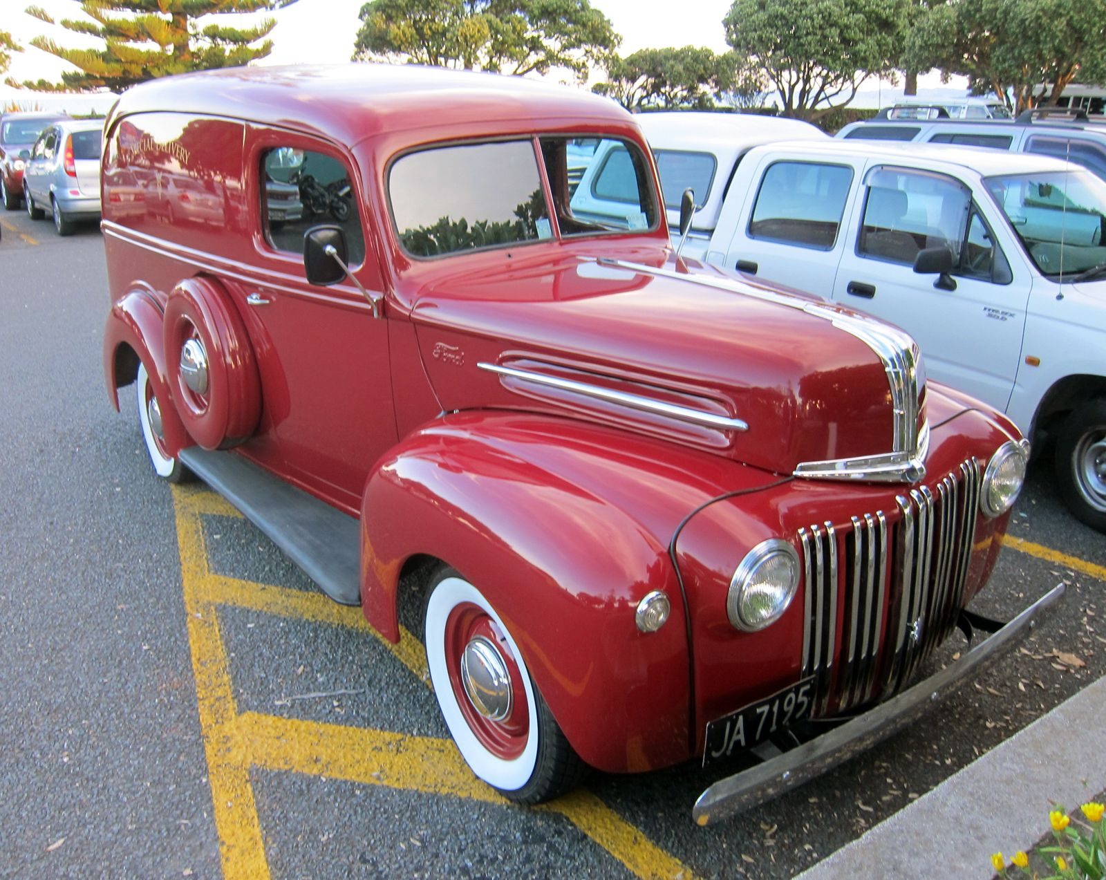 1952 ford f 1 panel van a mint vint pinterest ford vans and cars