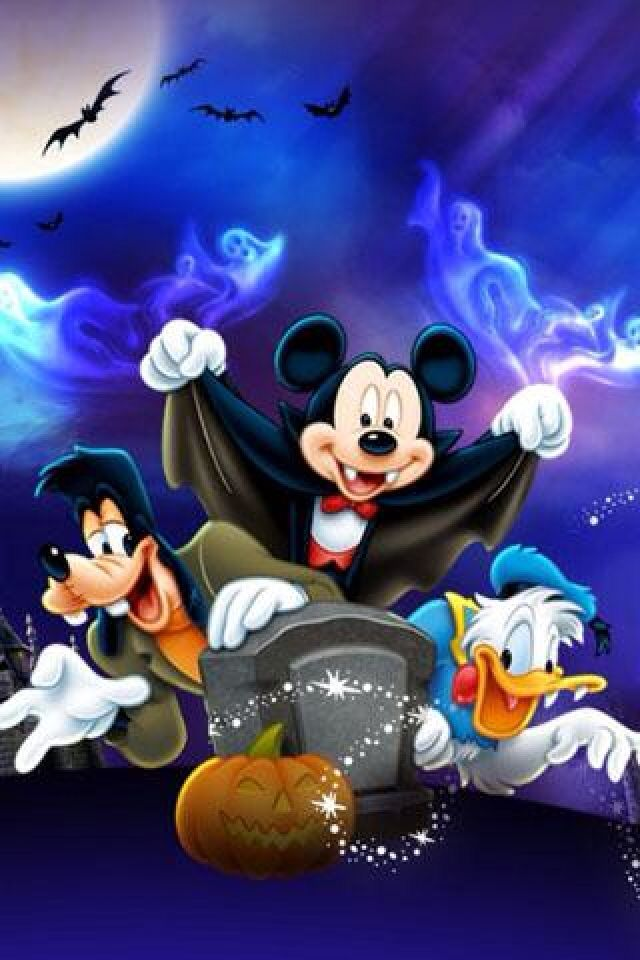 Cute Halloween Wallpapers Iphone Disney