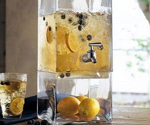 Square Drink Dispenser