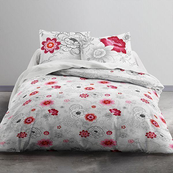 parure de couette mawira rosa 240x260 38 90 le linge de lit petit prix avec la parure de