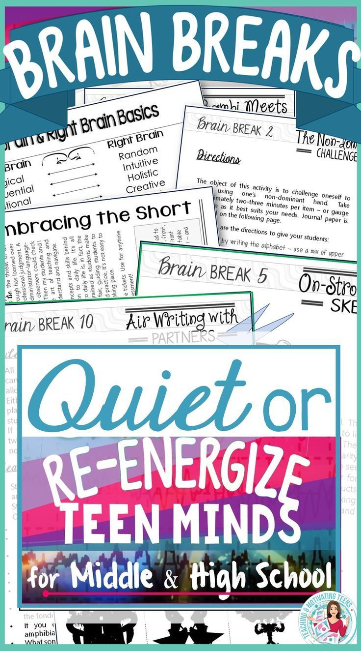 Teachers, here are some great strategies to get your students focused on learnin...