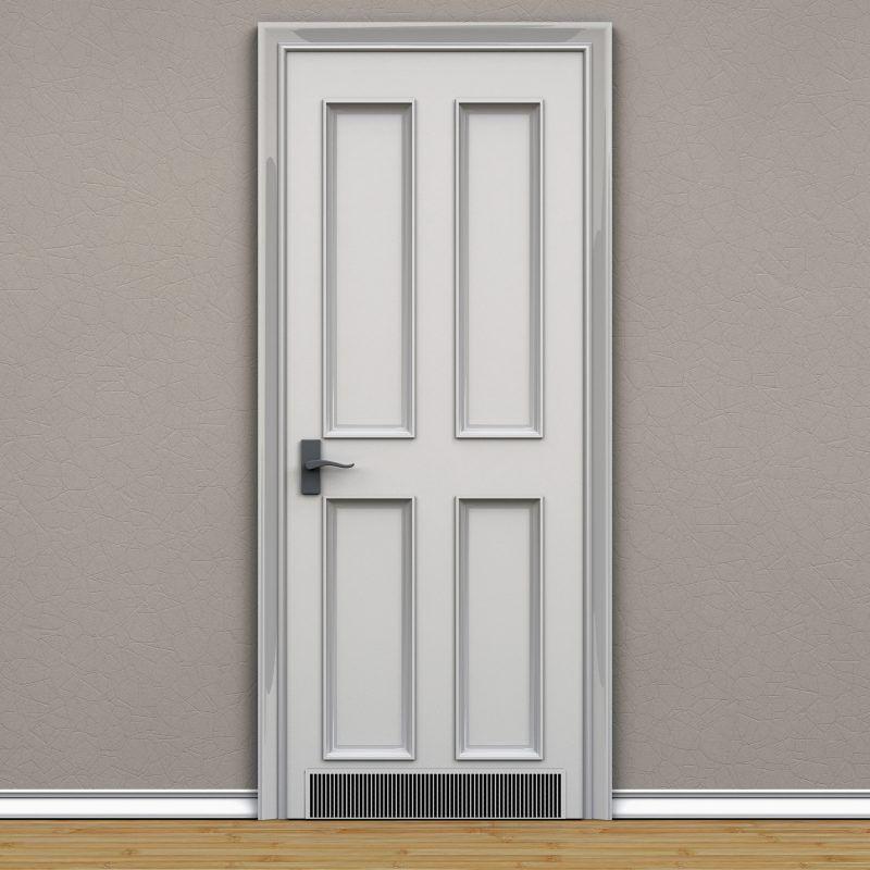 Pin On Vented Door