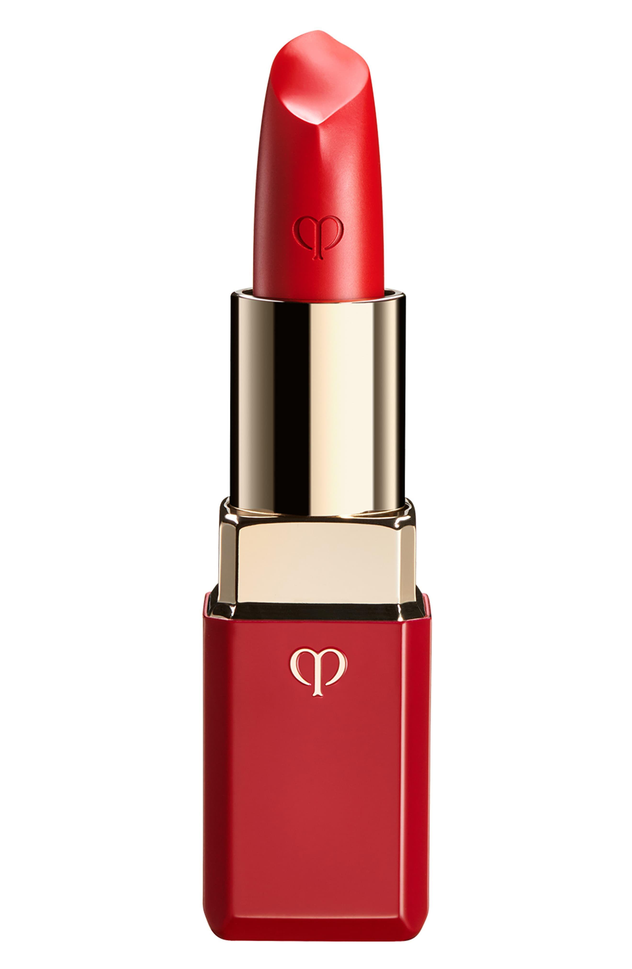 Clé de Peau Beauté Red Passion Lipstick Cashmere (Limited