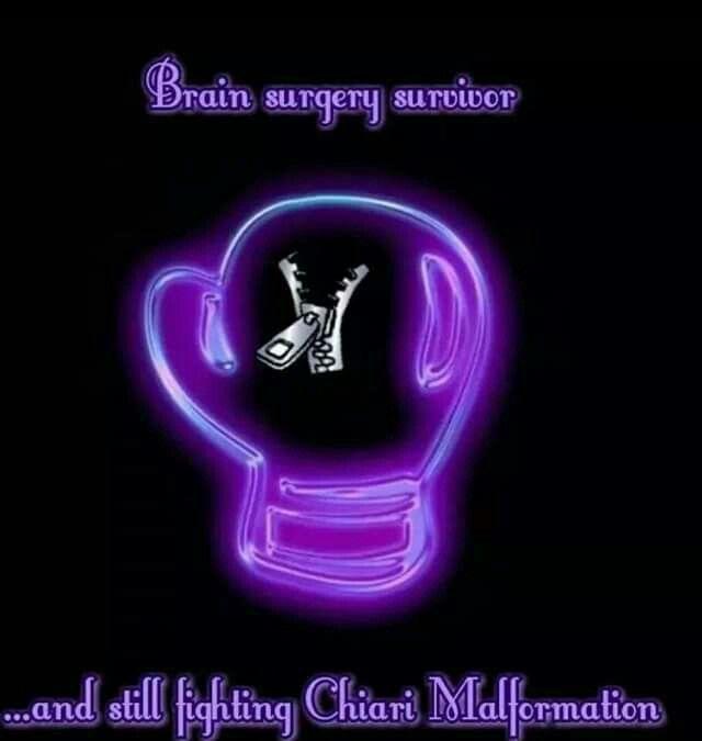September is Chiari Malformation Awareness Month.