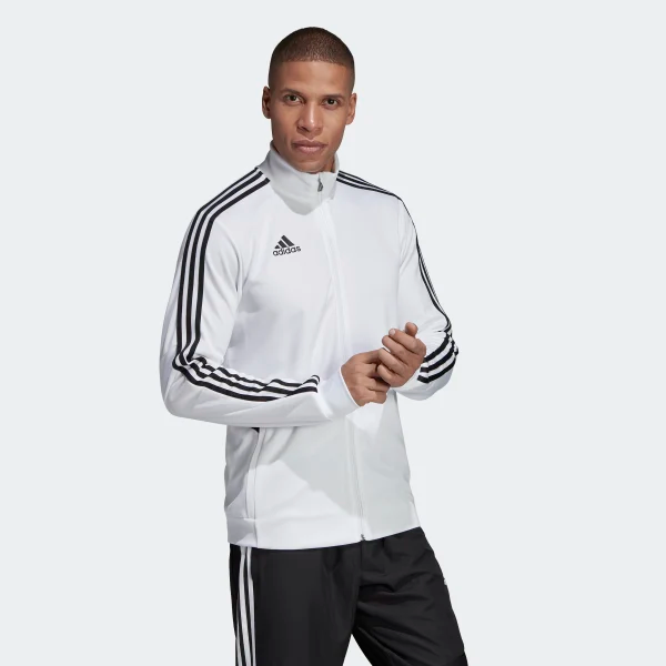 adidas Tiro Track Jacket - White