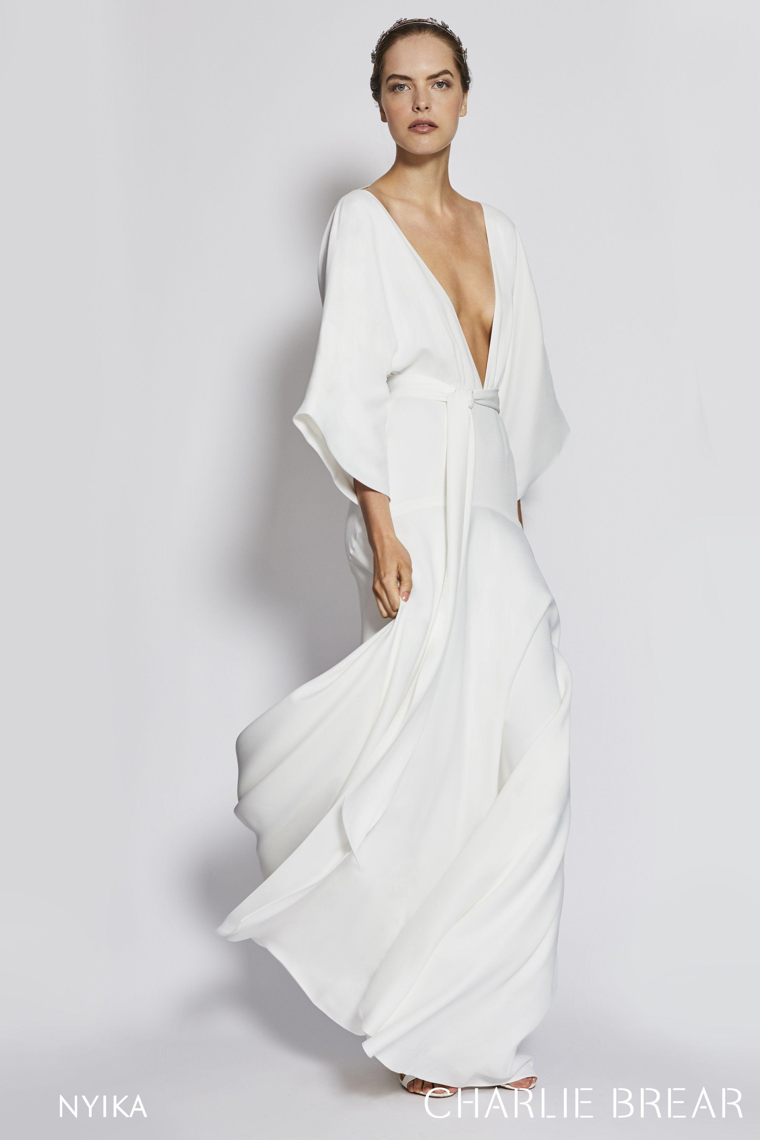 Photo of — Charlie Brear | Luxury Bridal Wear  | Designer Wedding Dre…