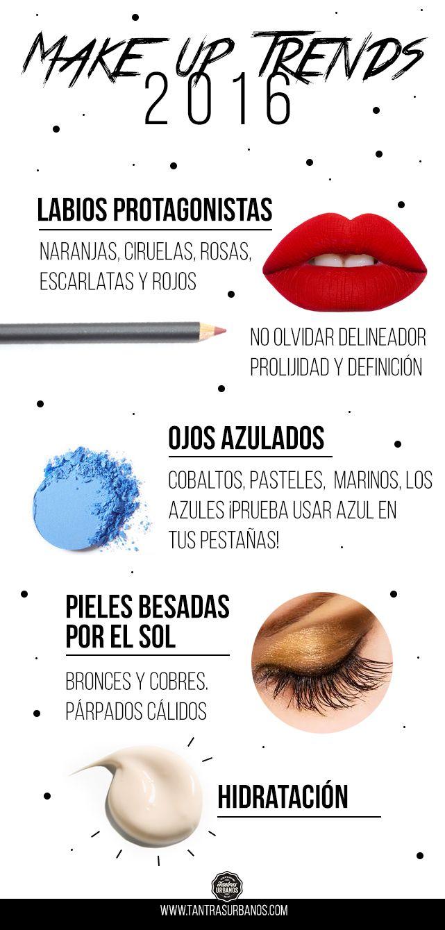 Tantras Urbanos - Make up trends 2016