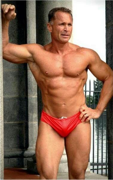b9beab74dc Pin by Daniel Christopher on mens swim trunks | Mature men, Hot dads ...
