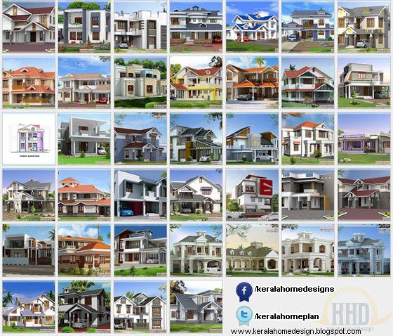 Beau Kerala Home Design July 2012 Compilation