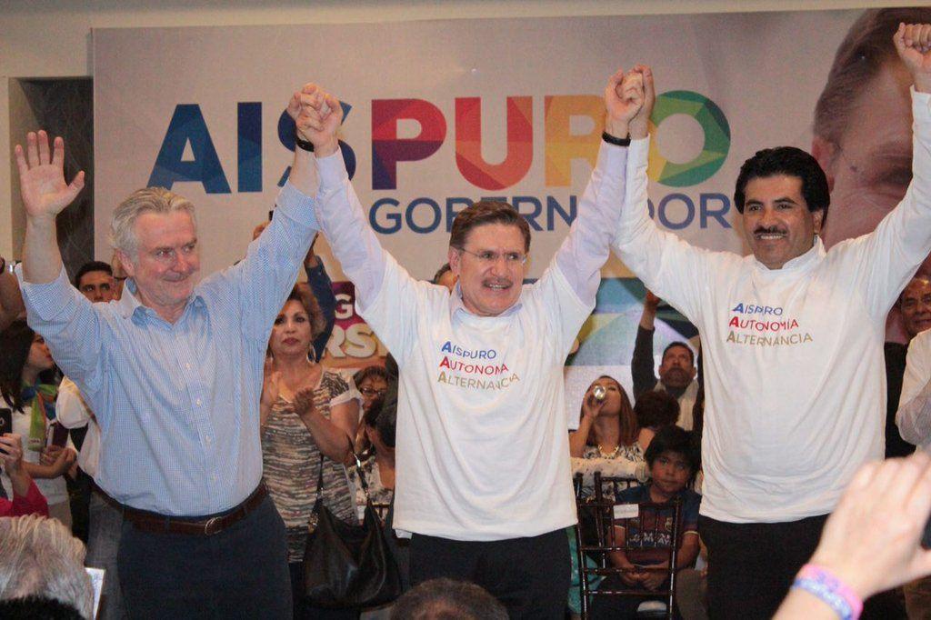 @AispuroDurango : Voy por la autonomía de la UJED gracias jóvenes que nos acompañaron y a @SantiagoCreelM hagamos #UnGobiernoDeVerdad https://t.co/KlVP24NuMb