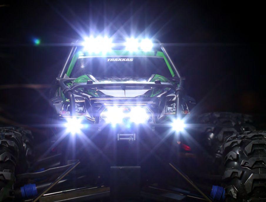 Traxxas Led Light Kits Rc Nitro Trucks Led Light Kits