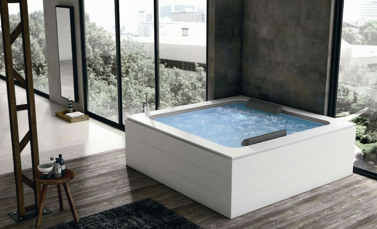 Pin by ejhonsa on For the Home Modern tub, Built in