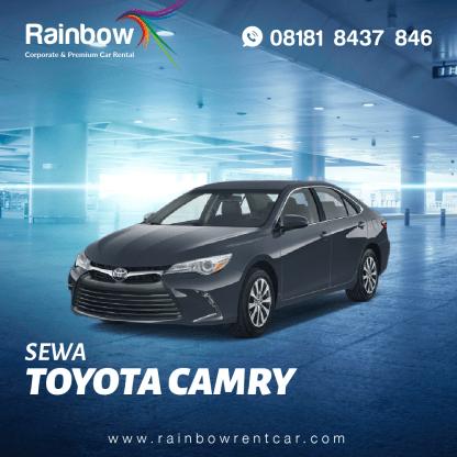 Sewa Toyota Camry Murah Toyota Camry Toyota Sedan