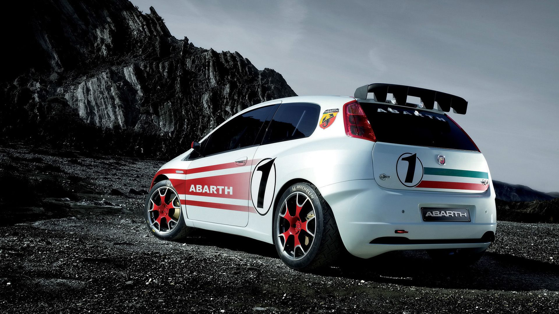 2007 Fiat Abarth Grande Punto S2000 Wallpapers U0026 Hd Images