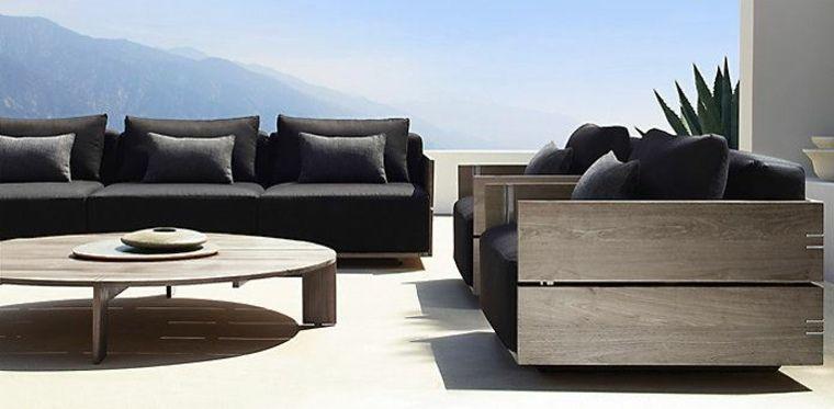 High End Designer Outdoor Furniture