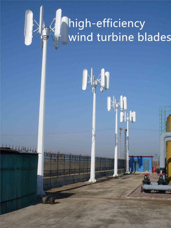 For Horizontal axis wind turbines(HAWT),vertical axis wind turbine