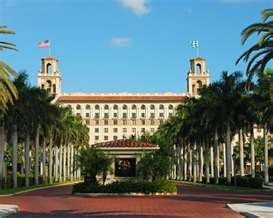 The Breakers Hotel West Palm Beach Florida I Had Lunch At This Historic With My Pas When They Visited Me In