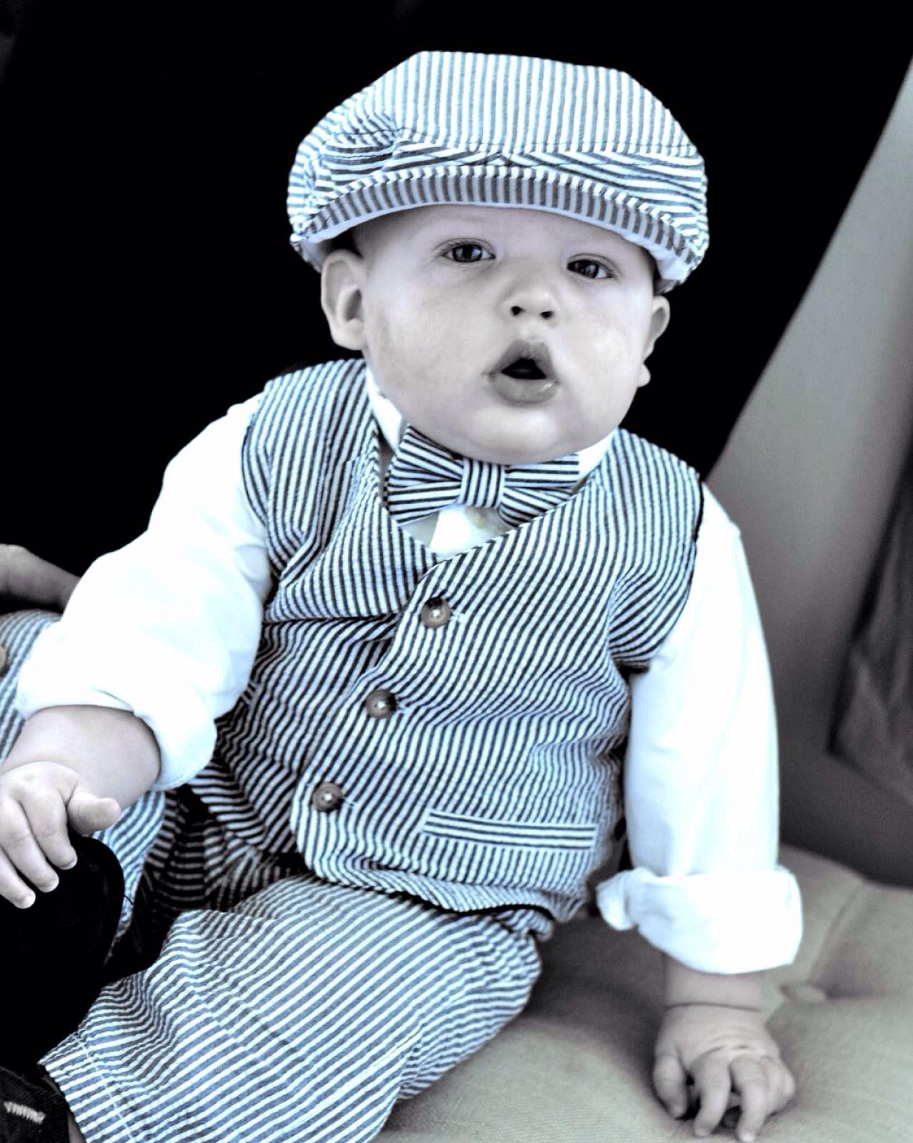 Cute kid photos Little boy dress up