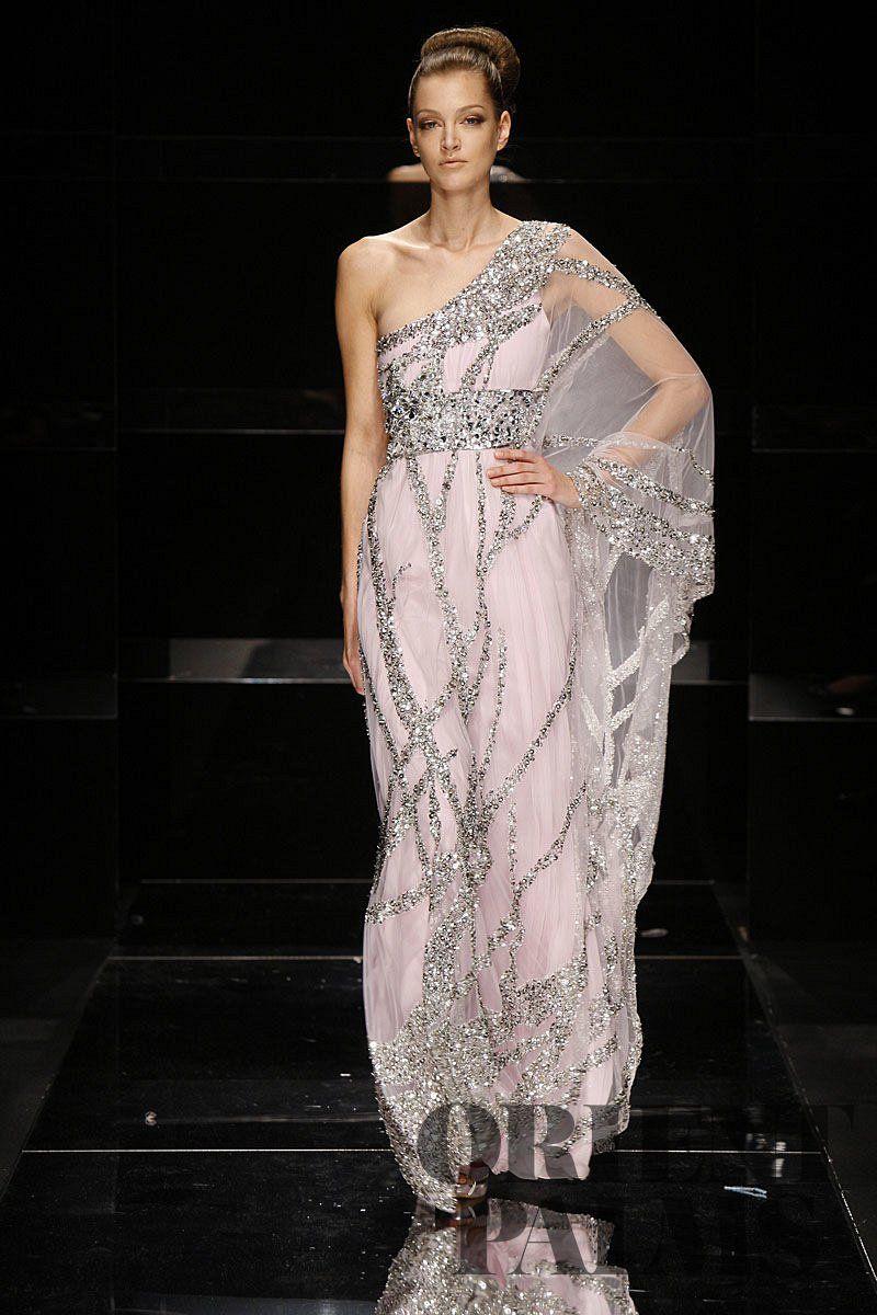Elie Saab Frühling-Sommer 2008 – Couture   – Clothing