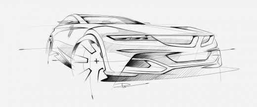 bmw sketch | automotive | Pinterest | Auto skizze, Skizzen und Autos