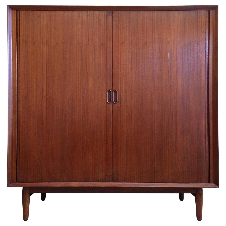 Best Danish Modern Highboy Dresser By Arne Vodder For Sibast 640 x 480