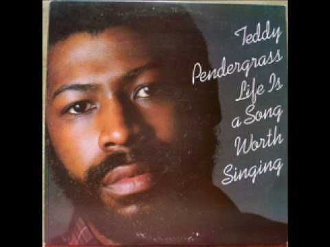 Teddy Pendergrass Close The Door 1978 The Nutty Professor