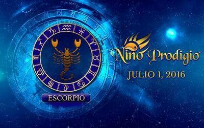Niño Prodigio - Escorpión 1 de Julio, 2016