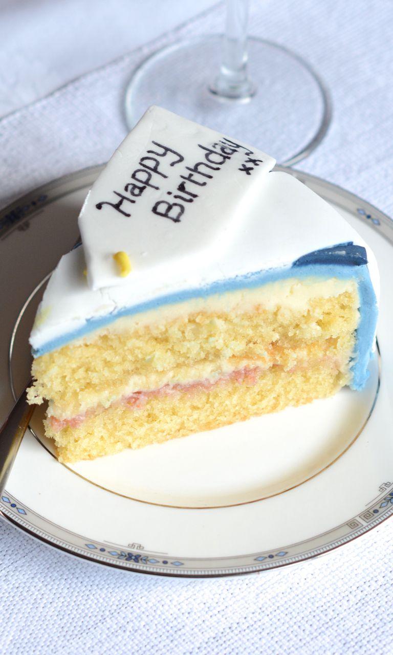 Birthday Cake All In One Vanilla Sponge Recipe Vanilla Sponge