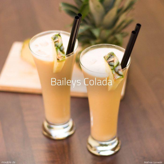 Rezept: Baileys Colada
