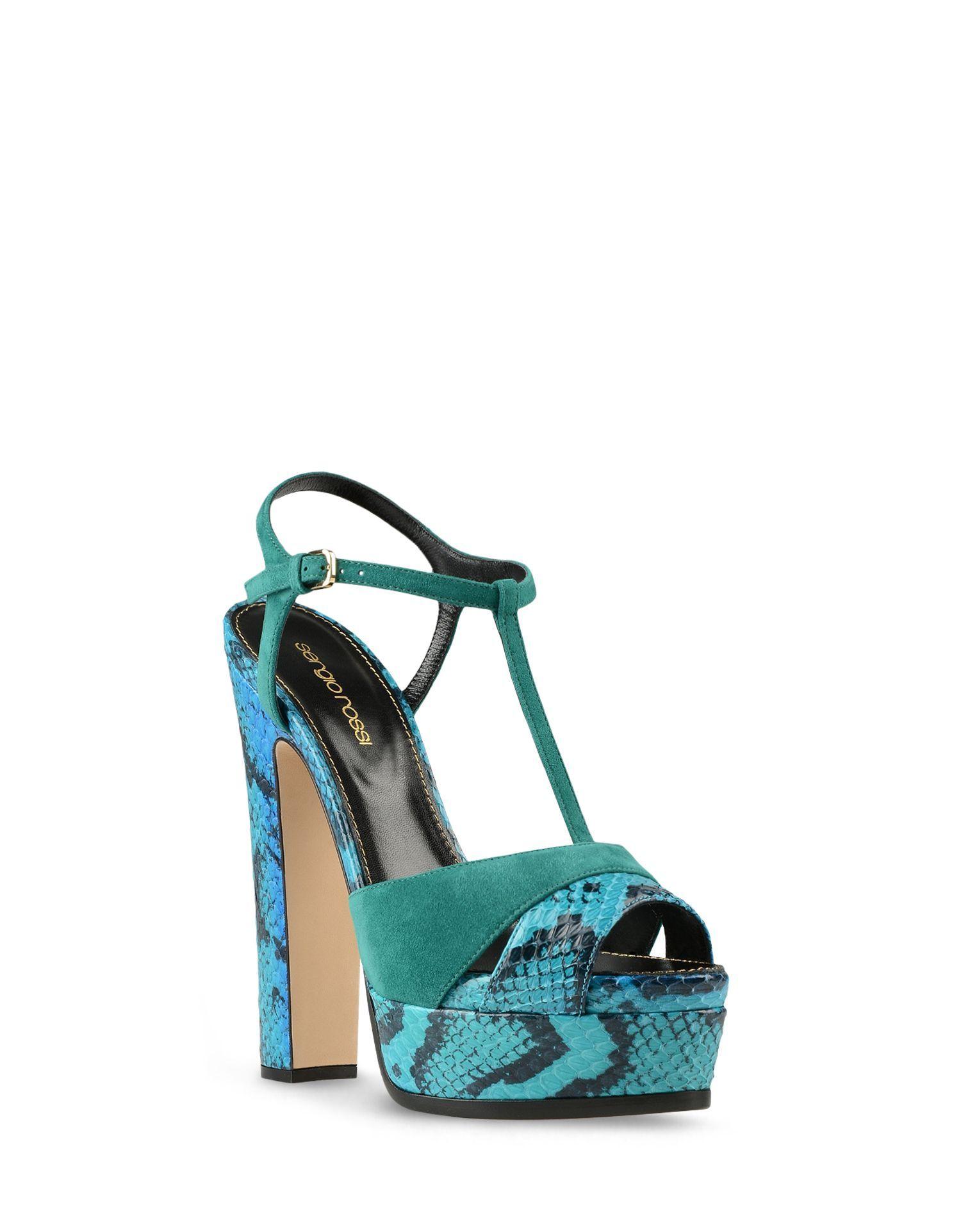 c424f624cc12b Sandali Donna - Calzature Donna su SERGIO ROSSI Online Store