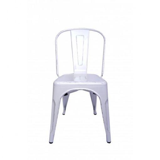 Xavier Pauchard Tolix Chair Vintage White. MDM Furniture Offers The Xavier  Pauchard Tolix Chairs With